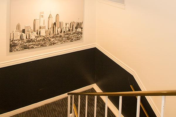 The Claridge Stairway
